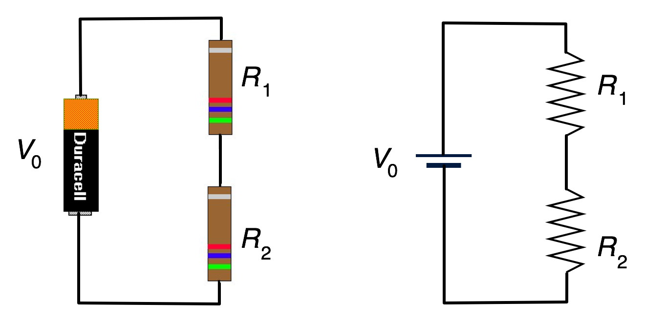 umdberg    example  resistors in series